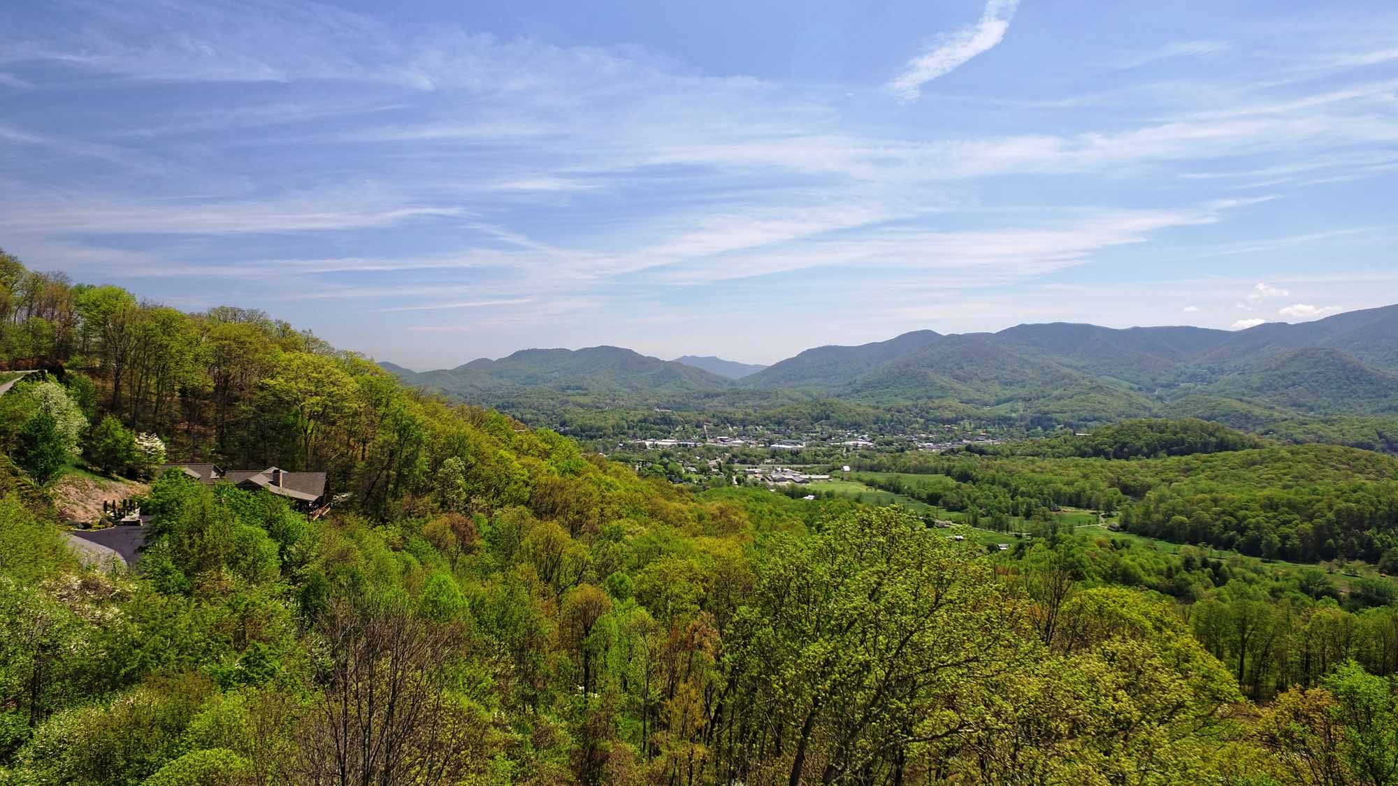 Waynesville, NC Mountains